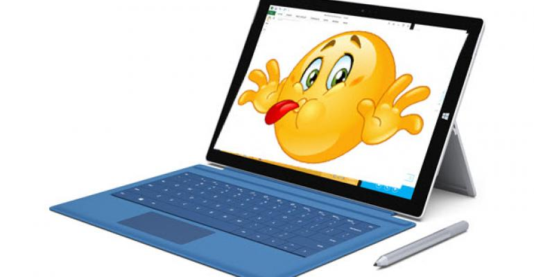 Microsoft Releases Updated Graphics Driver to Fix Surface Pro Issues with Windows 10 Build 9926