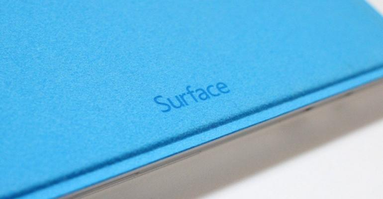 Did Microsoft Try to Sneak in a Surface Pro 3 Firmware Update in December?