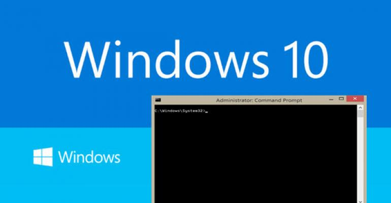 Fixing Windows 10 Apps that Won't Launch or that Hang on the App's Splash Screen