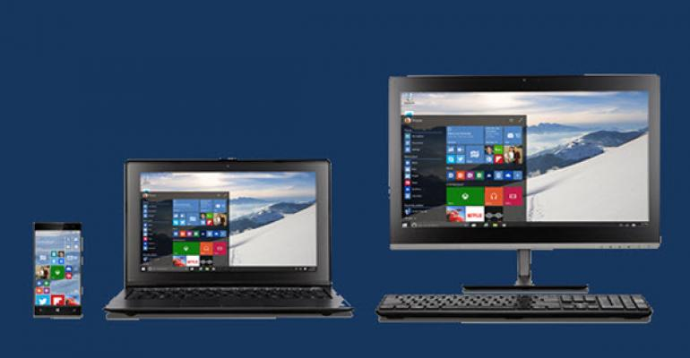 Windows 10 Devices 8 Inches and Smaller Will Function Like Windows Phone