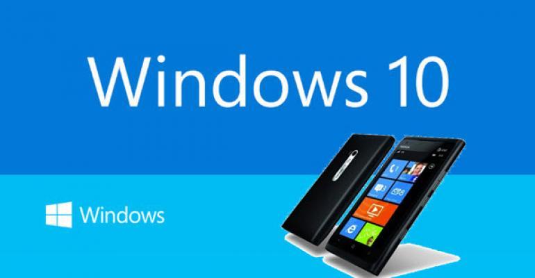 Windows Phone to Join the Windows 10 Insider Program