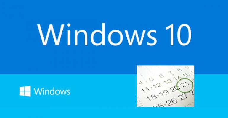 Next Windows 10 Build Delivering Through Windows Update and ISO