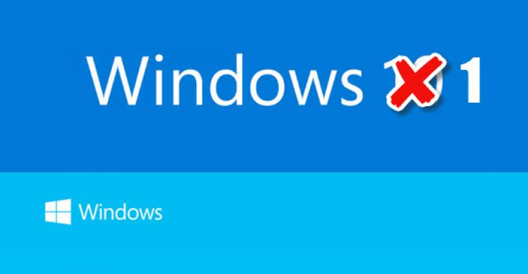 Windows-as-a-Service with Windows 10 is Versionless Windows