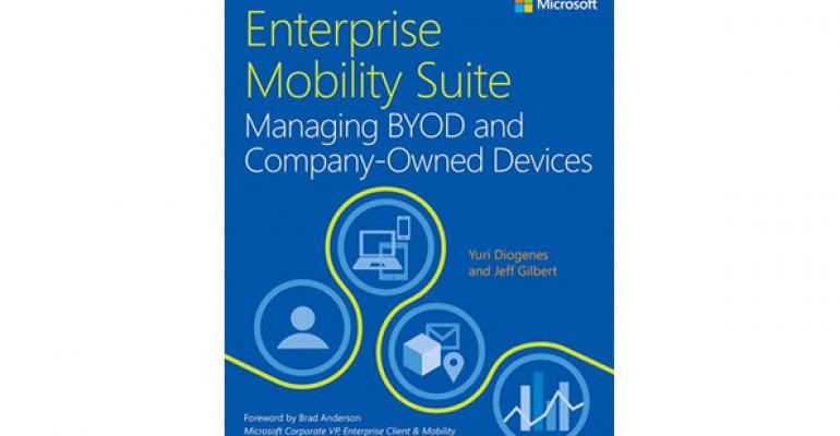 Enterprise Mobility Suite Book Now Available for Pre-order, Ships in April