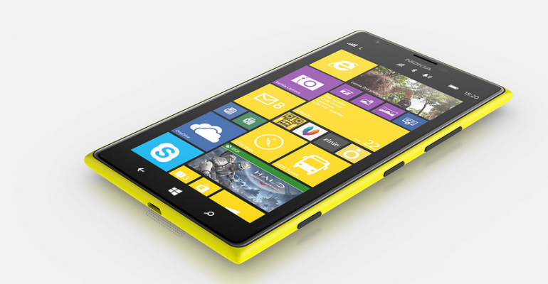Trying out Windows 10 for phones on the Nokia Lumia 1520