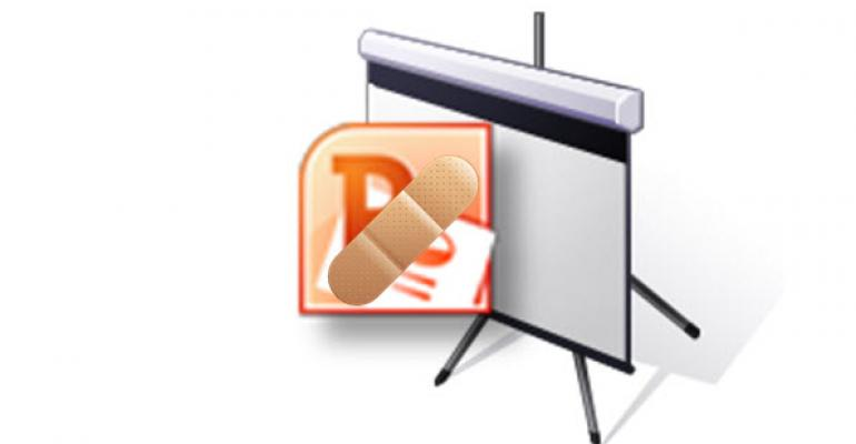 Patch Tuesday: Botched PowerPoint Update Re-released Under New Number