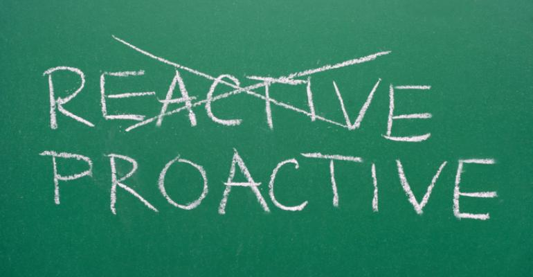 Be Proactive in 2015: Three Significant Opportunities for Success or Failure