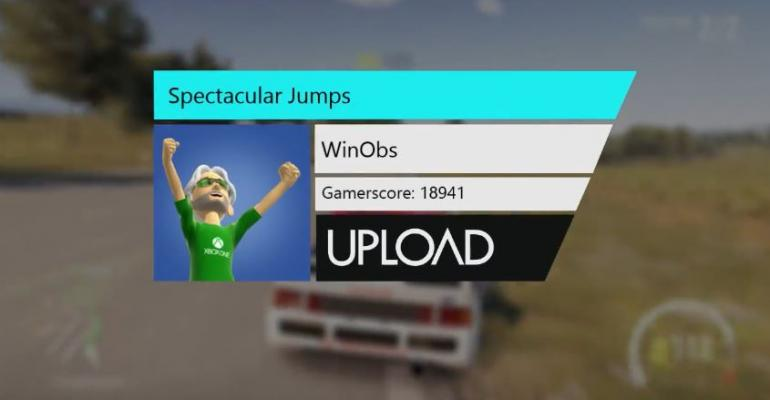 Xbox One Upload Studio app updated and rolling out to consoles