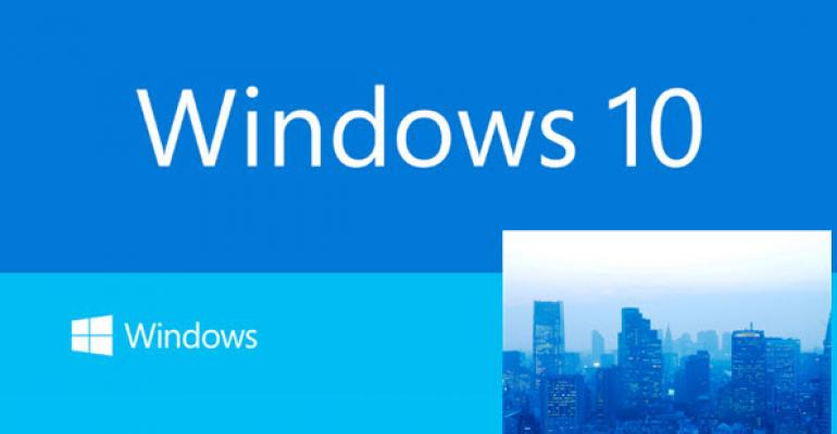 Microsoft's Windows 10 Upgrade Policy for Business Not What You Might Think