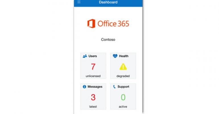 Administer Office 365 On-the-Go with Updated Mobile Admin App