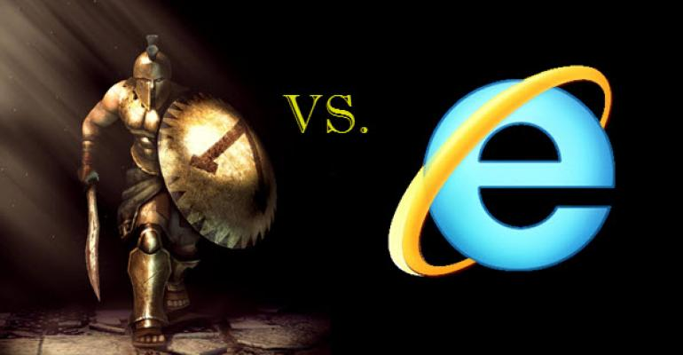 The Tale of Two Windows 10 Browsers