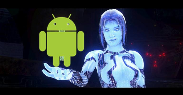 Cortana Headed to Android and iOS