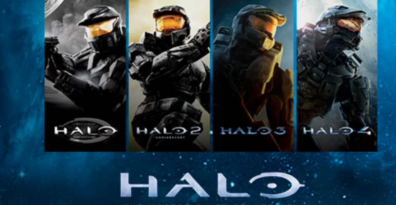 Xbox One Halo bundle now available and includes full Master Chief Collection