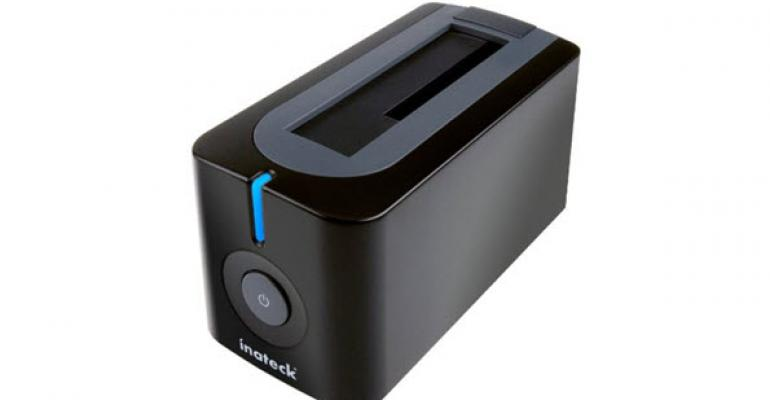Product Review: Inateck USB 3.0 to SATA External Hard Drive Docking Station
