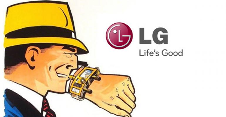 LG Prepping an Anti-Android Smartwatch