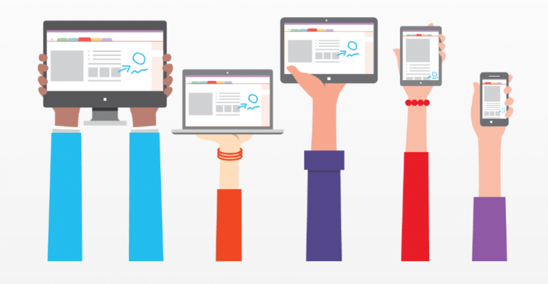 Microsoft unveils new OneNote in Education website