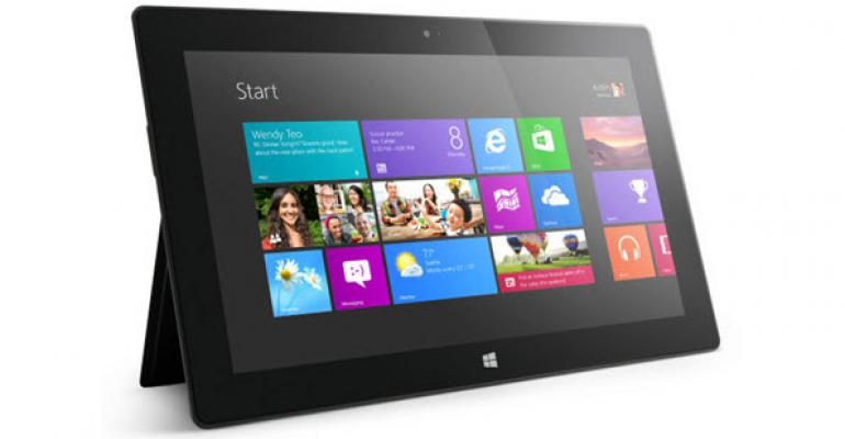 Surface Pro 3 and Surface RT Get March Updates