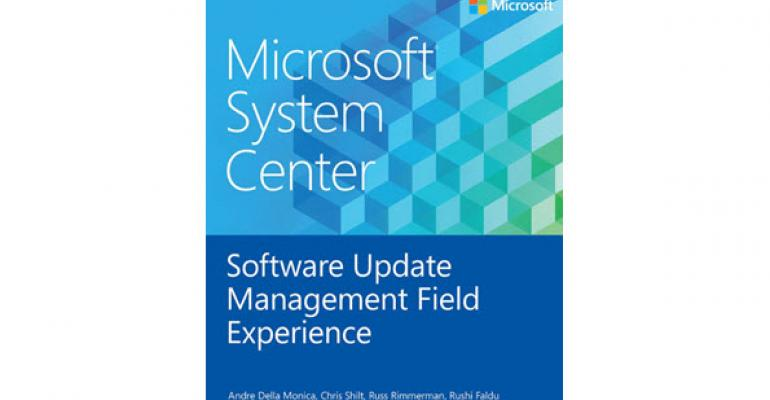 Free eBook on Using ConfigMgr 2012 R2 to Manage Software Updates