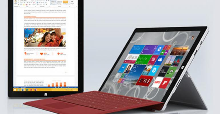 Would You Buy a non-Pro Surface Tablet?