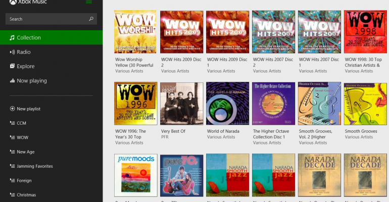 Windows Apps Weekly for 22 March 2015 – Music
