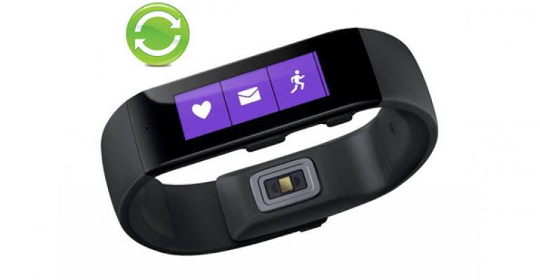 Have the Latest Microsoft Band Update? Here's How to Tell