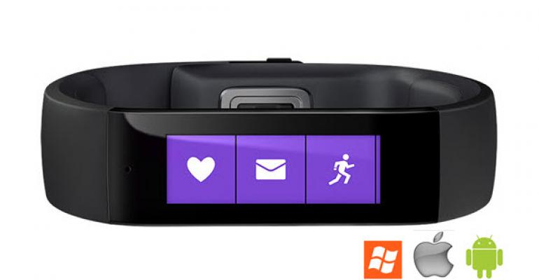 Microsoft Band Apps by Platform