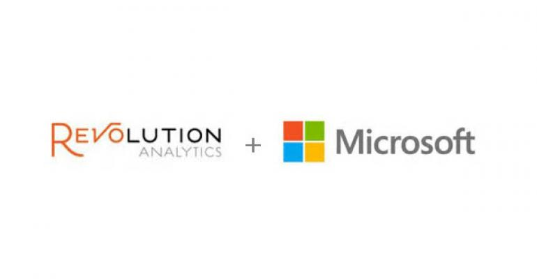 Big Data Speaks a New Language as Microsoft's Revolution Acquisition Completes