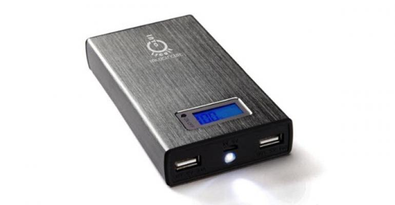 Product Review: iClever IntoCircuit 15000mAh Power Bank