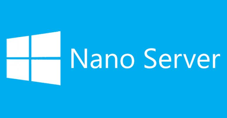 What is Nano Server?