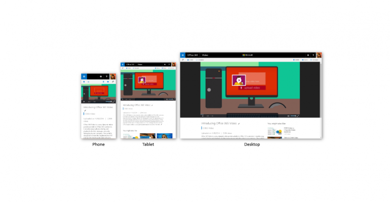 Office 365 Video goes worldwide and mobile for business customers