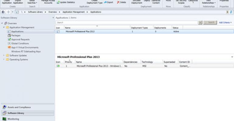 Deploy Office locally to machines using System Center Configuration Manager