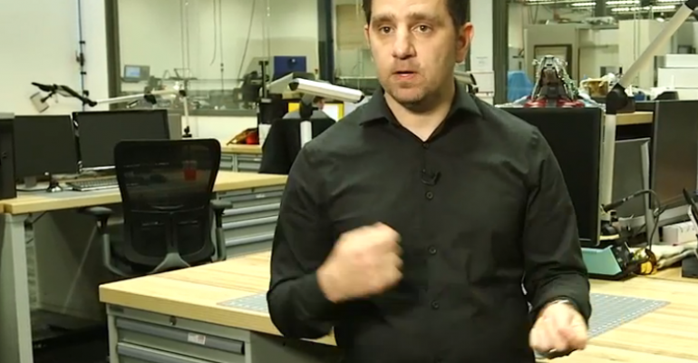Check out Microsoft's secret lab where they built Surface 3