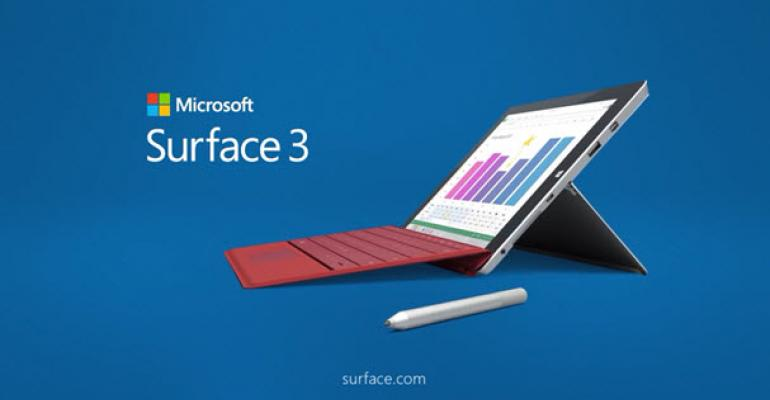 Surface 3: It's all about the Pen