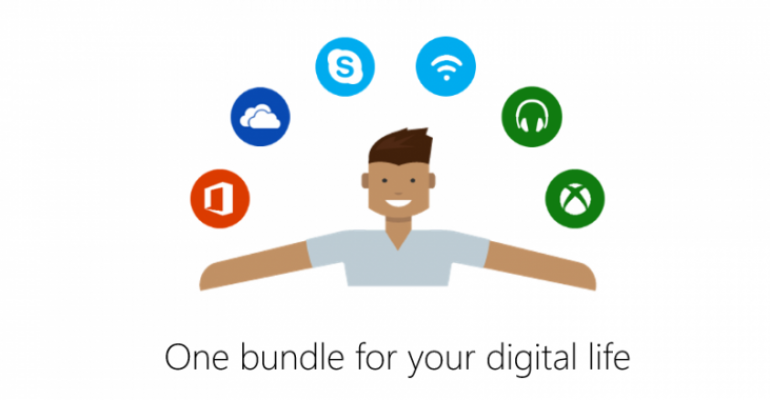 Microsoft Work and Play Bundle available for $149 per year