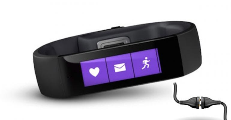 Creating Your Own Microsoft Band Data Integration for Services that Don't Yet Support It
