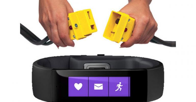 Tip: Making Your Microsoft Band Battery Last Longer During Extended Fitness Activities
