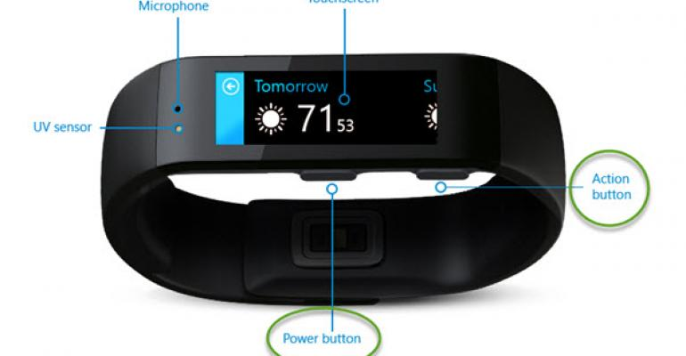 How To: Microsoft Band Soft Reset