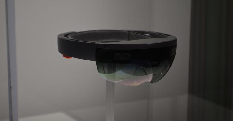 My experience in trying out Microsoft's HoloLens
