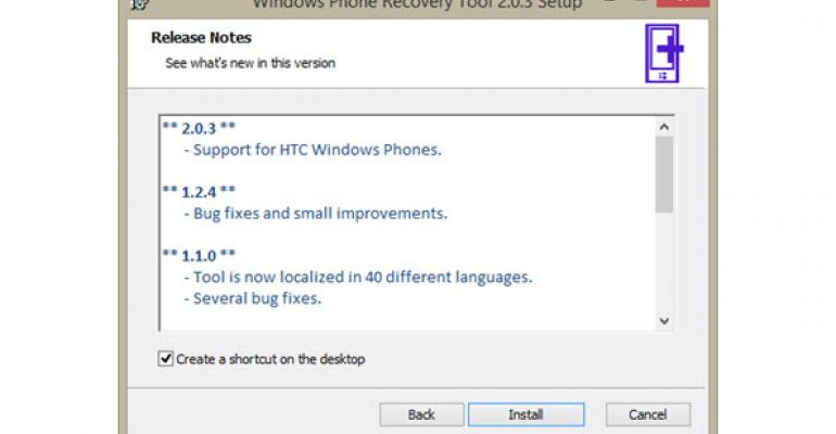 HTC Could See a Windows 10 Mobile Build Soon