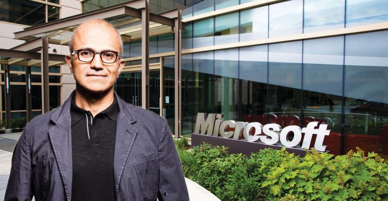 Microsoft Back on Top? Nadella Is Juniper's No. 1 Tech Exec Influencer