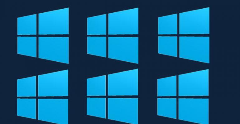 One Windows, Six Editions