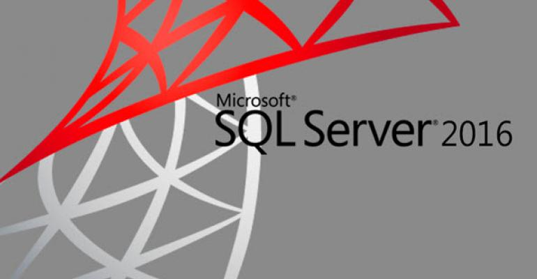 What is the SQL Server 2016 Query Data Store?