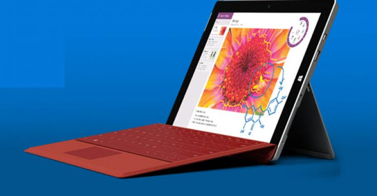 Surface 3 Driver for Mass Enterprise Deployment Now Available