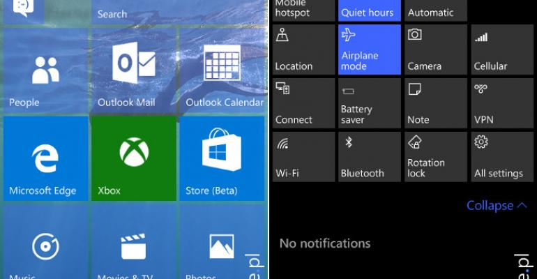 Windows 10 Mobile Build 10149 Released to Fast Ring Insiders