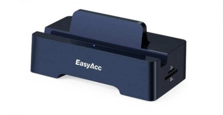 Product Review: EasyAcc USB Charging Docking Station and Hub