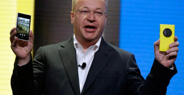 Microsoft's Stephen Elop will leave the company in an engineering reorganization