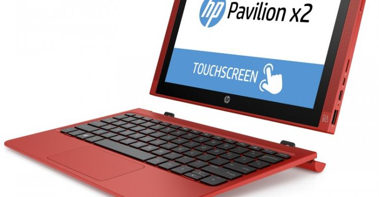 HP announces new Pavilion X2 and updated ENVY notebooks