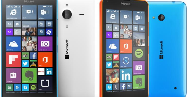 Microsoft Lumia 640, 640XL and 735 availability for US customers