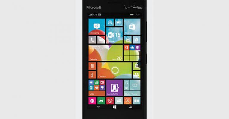 Product Review: Microsoft Lumia 735 for Verizon