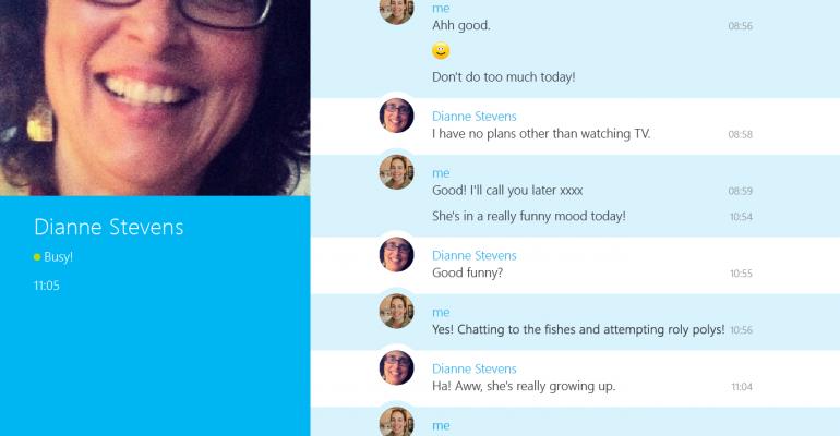 Modern Skype app being nixed in favor of desktop version
